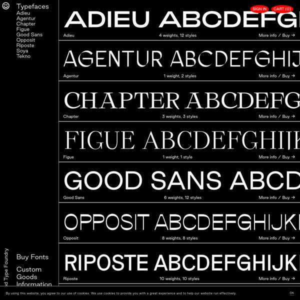 Good Type Foundry