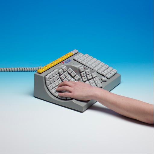 Maltron - Single Handed Keyboard