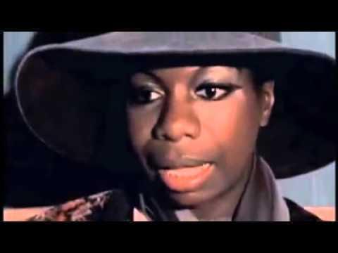 Nina Simone (rare interview)