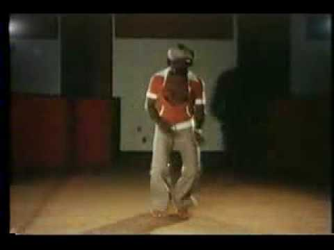 James Brown Teaches you to Dance - Some description of dance steps