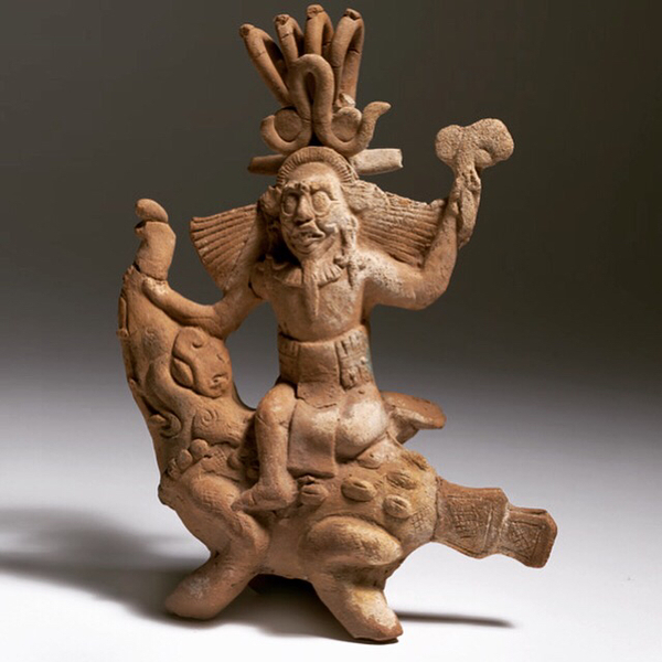 """Tohil: Mayan god of the Hunt"""