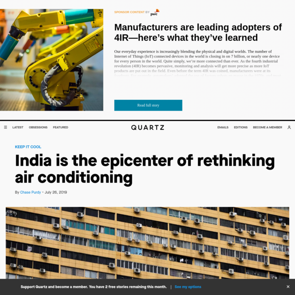 Air conditioners need a total revamp as the Earth gets hotter