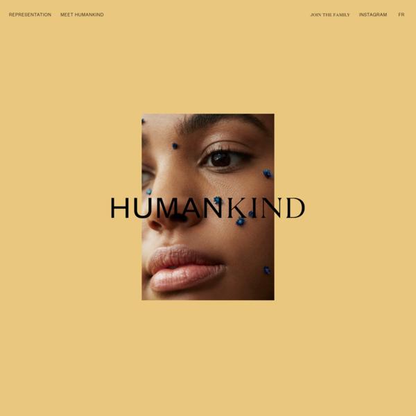 Humankind - Representation