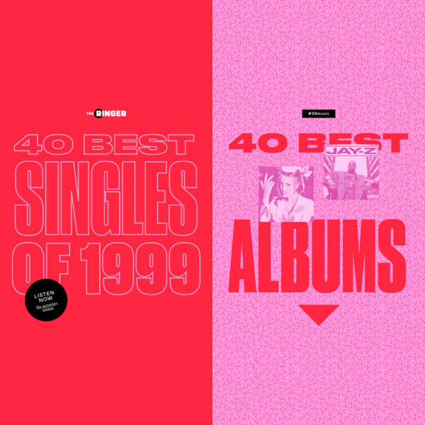 The Ringer's 40 Best Singles and Albums of 1999