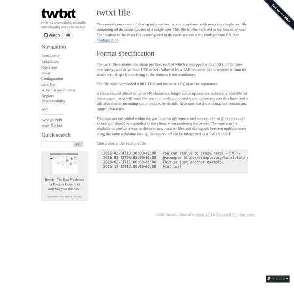twtxt file - twtxt 1.2.3 documentation