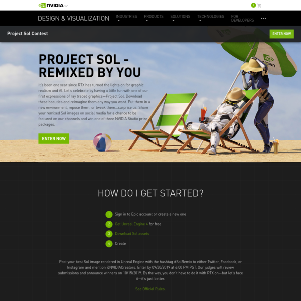 Project Sol Contest