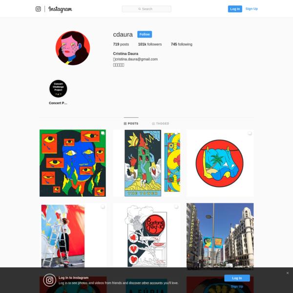 Cristina Daura (@cdaura) * Instagram photos and videos