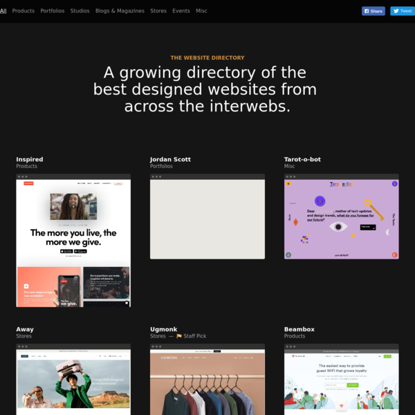 The Website Directory