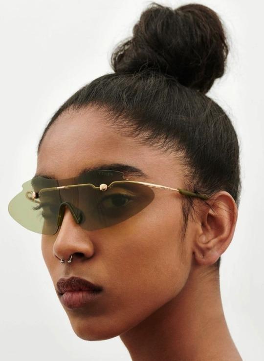 Naomi Janumala by Rihanna for Fenty 2019