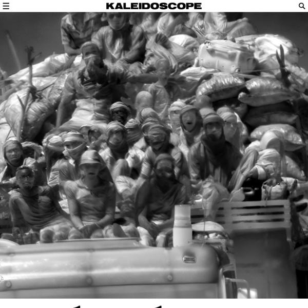 KALEIDOSCOPE - Richard Mosse