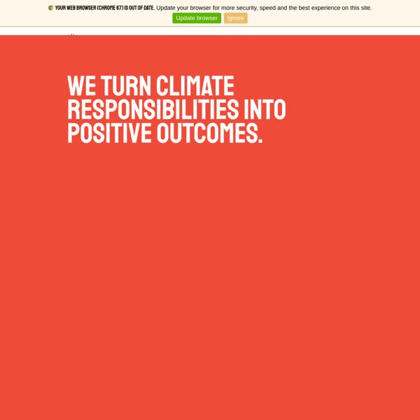 ClimateCare | ClimateCare