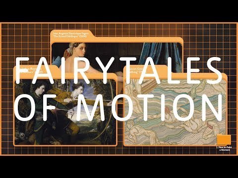 Fairytales of Motion by Alan Warburton | Tate Exchange