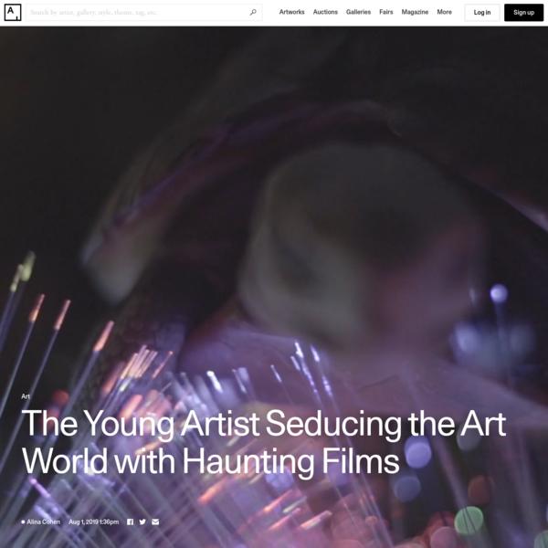 Korakrit Arunanondchai Is Seducing the Art World with Haunting Films