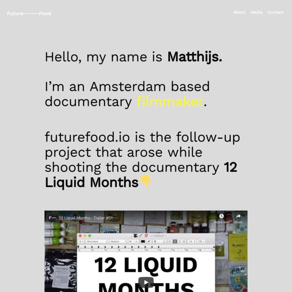 futurefood.io