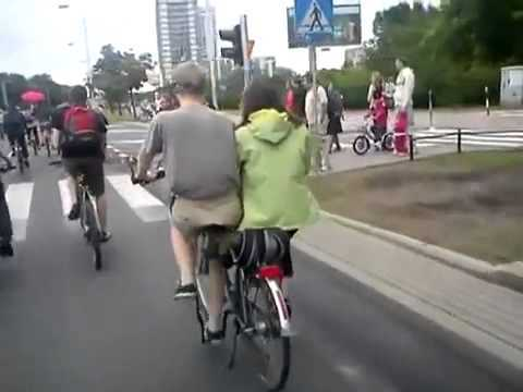 Awesome Two Person Bicycle