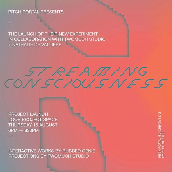 We launch our first in-house experiment, Streaming Consciousness [in collaboration with @twomuch.studio and @ndevalliere] on...