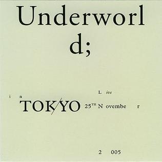 Underworld Cover Album