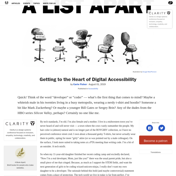 Getting to the Heart of Digital Accessibility