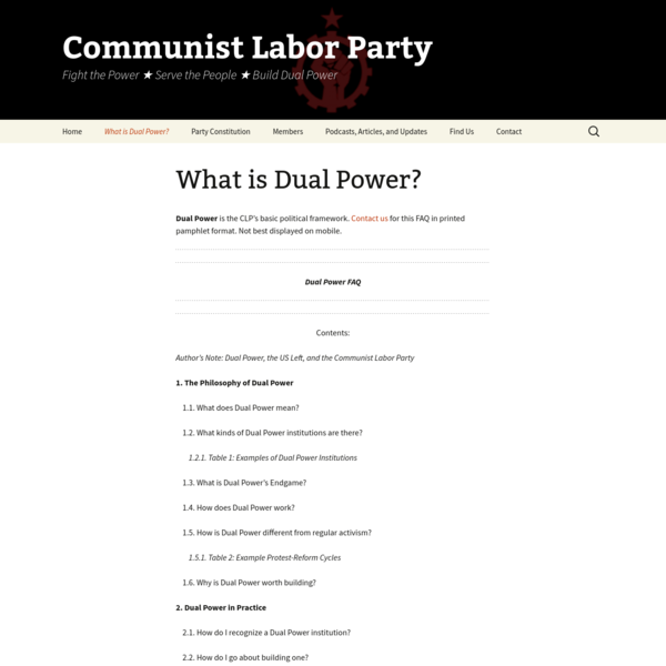 Communist Labor Party