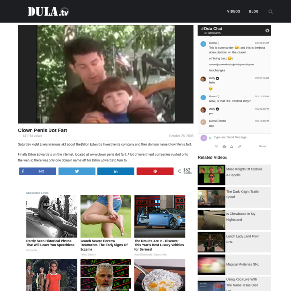Clown Penis Dot Fart - Dula TV