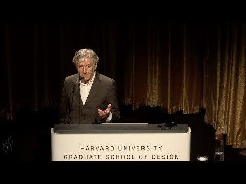 """Peter Märkli, """"My Profession, The Art of Building"""""""