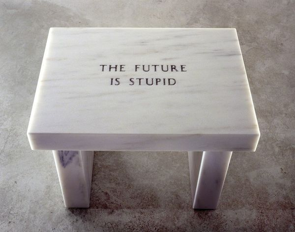 The future is stupid