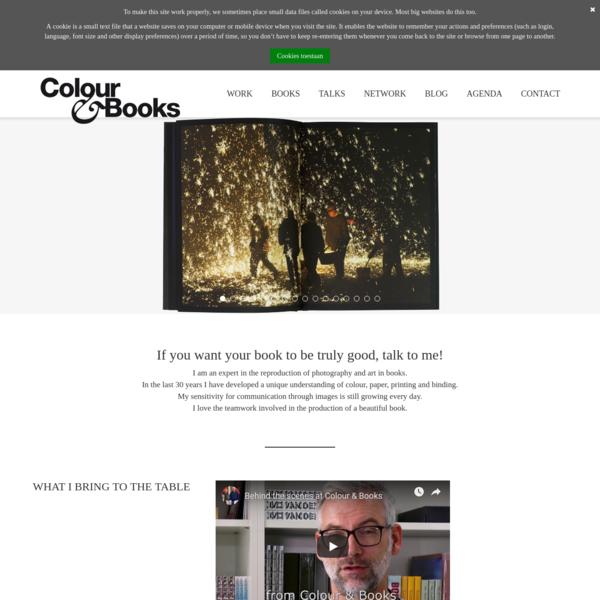 Colour & Books