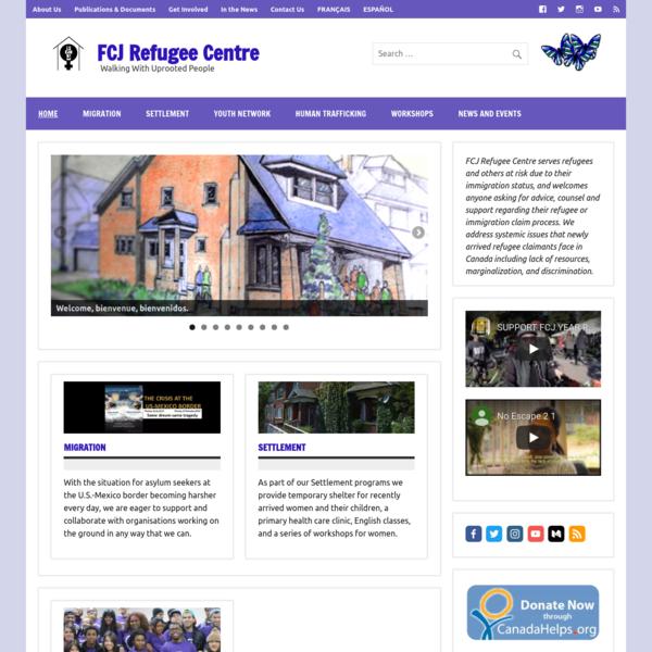 FCJ Refugee Centre