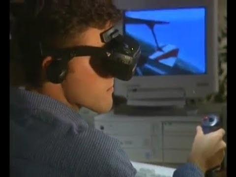 Virtual IO - I-Glasses (1995)