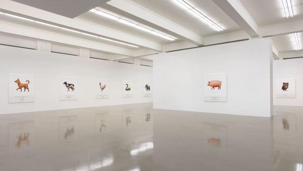 John Baldessari - Solo Exhibition, 2017