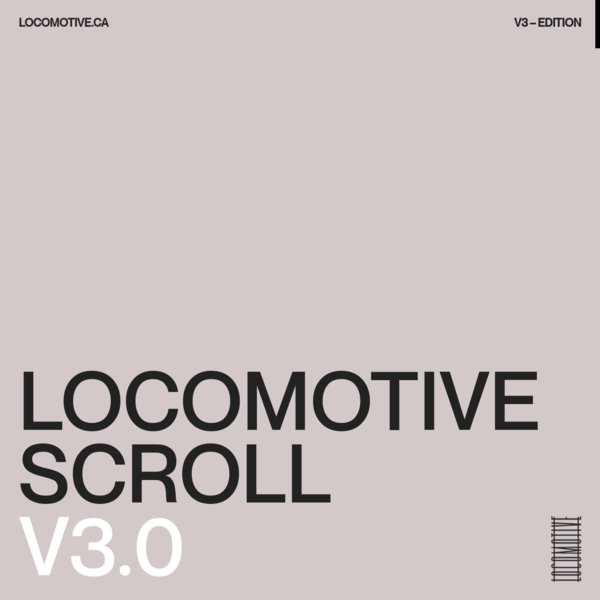 Locomotive Scroll | Detection of elements in viewport & smooth scrolling with parallax effects.