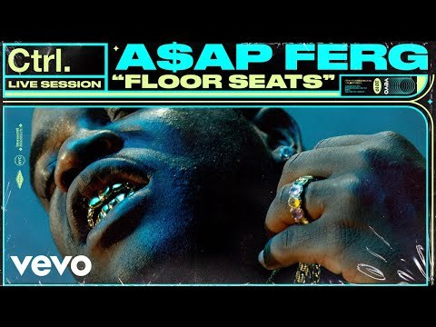"A$AP Ferg - ""Floor Seats"" Live Session | Vevo Ctrl"