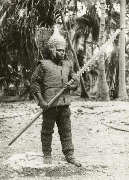 Kiribati Island Warrior