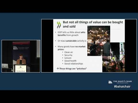 The OECD Approach to Measuring Well Being - Carrie Exton