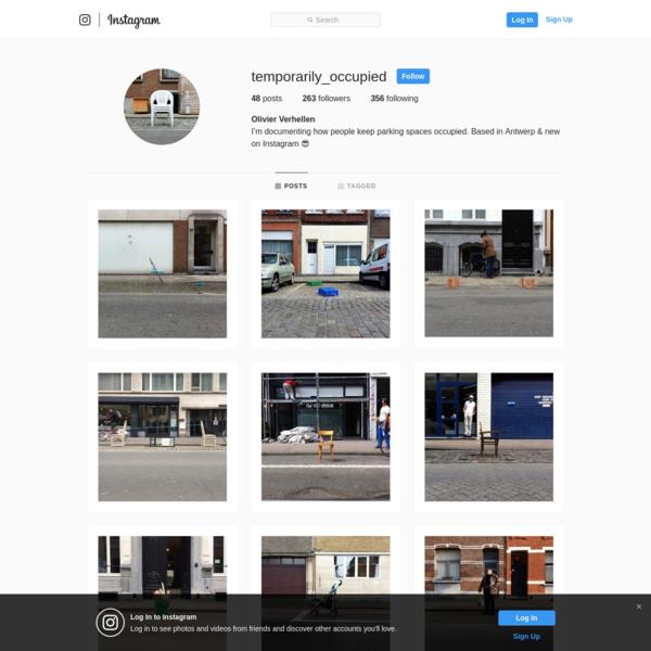 Olivier Verhellen (@temporarily_occupied) * Instagram photos and videos