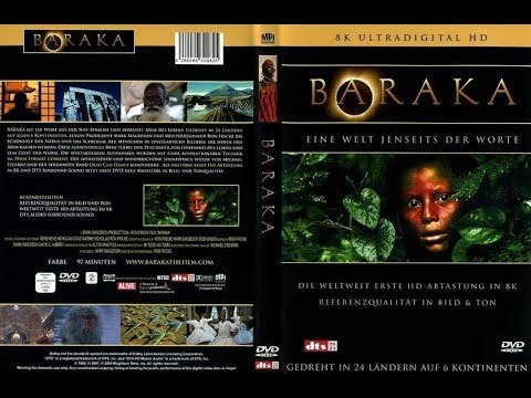 Барака / Baraka 1992 HD