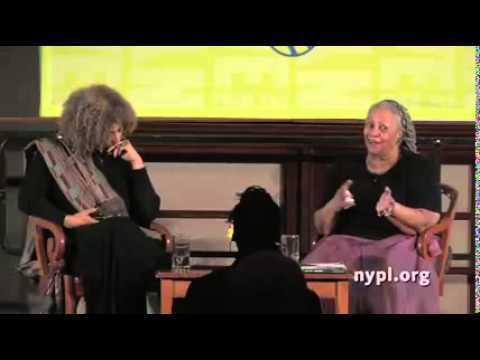 Angela Davis and Toni Morrison Literacy, Libraries and Liberation
