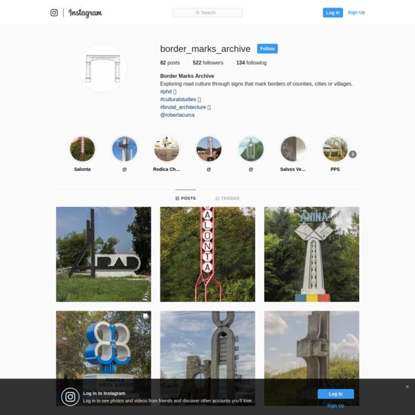 Border Marks Archive (@border_marks_archive) * Instagram photos and videos