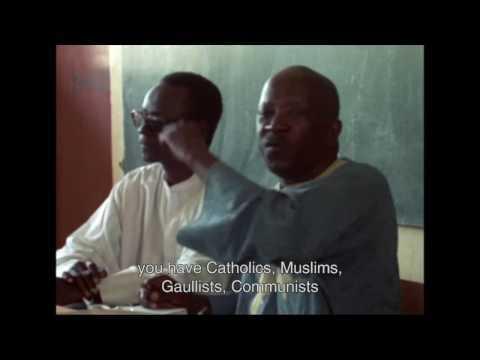 Ousmane Sembène on Cinema as Activism