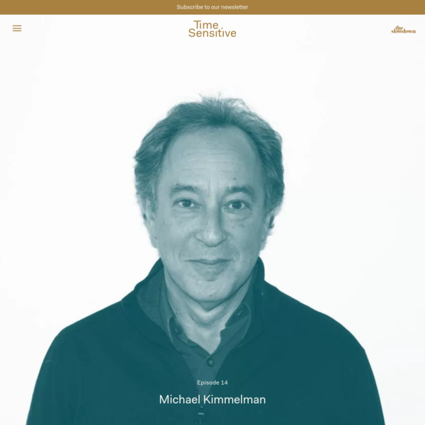 New York Times Critic Michael Kimmelman on Building More Beautiful and Equitable Cities