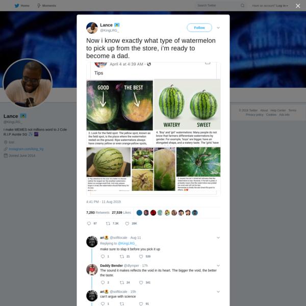 Lance 🇱🇨 on Twitter