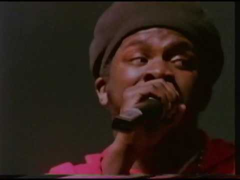 A Tribe Called Quest LIVE - The Art Of Moving Butts In Europe [1990. VHS archive]