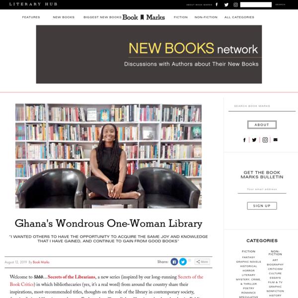 Ghana's Wondrous One-Woman Library