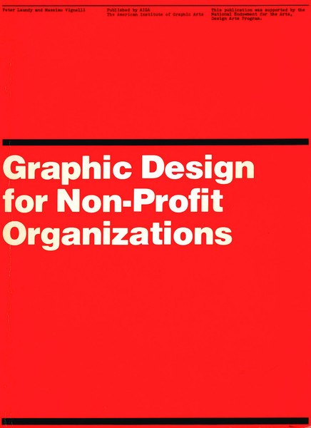 Graphic Design for Non Profit Organisations