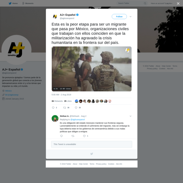 AJ+ Español on Twitter