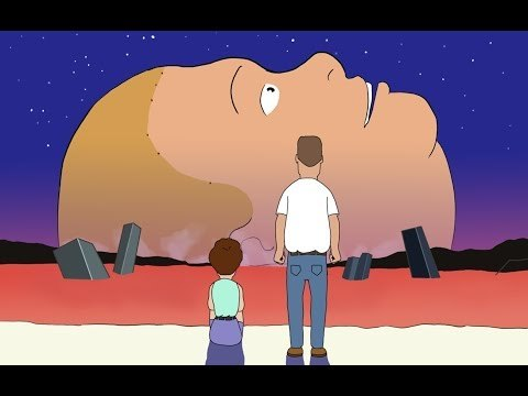 Propane Genesis Evangelion - King of the Hill Anime