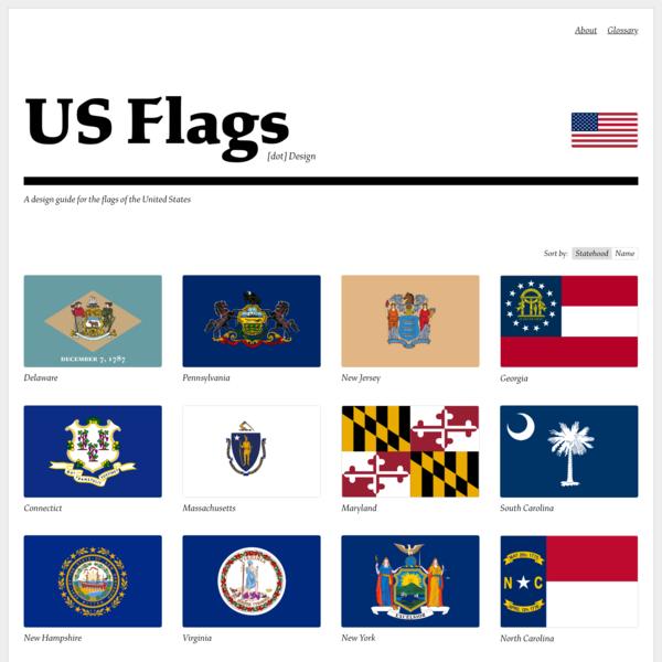 US Flags [dot] Design