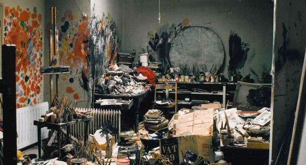 Studio of Francis Bacon