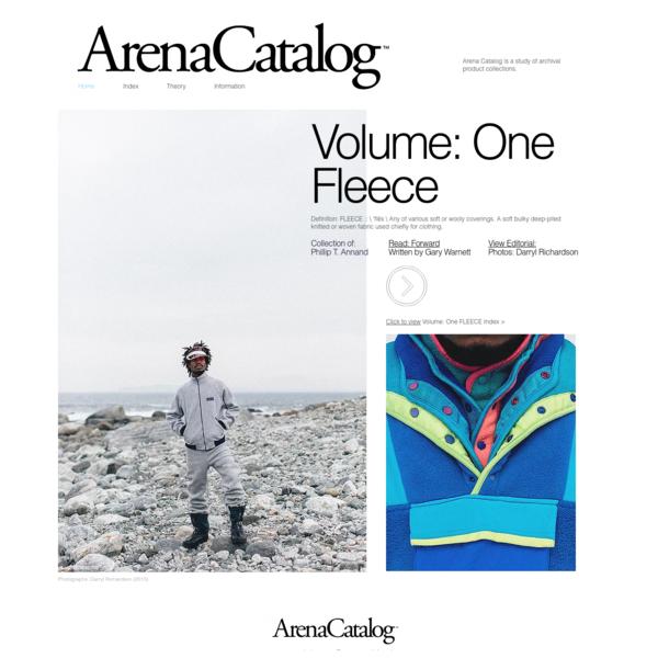 Arena-Catalog | Home | VOL 1- FLEECE