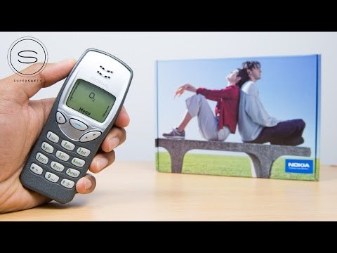 Nokia 3210 Unboxing & Review - #Throwback